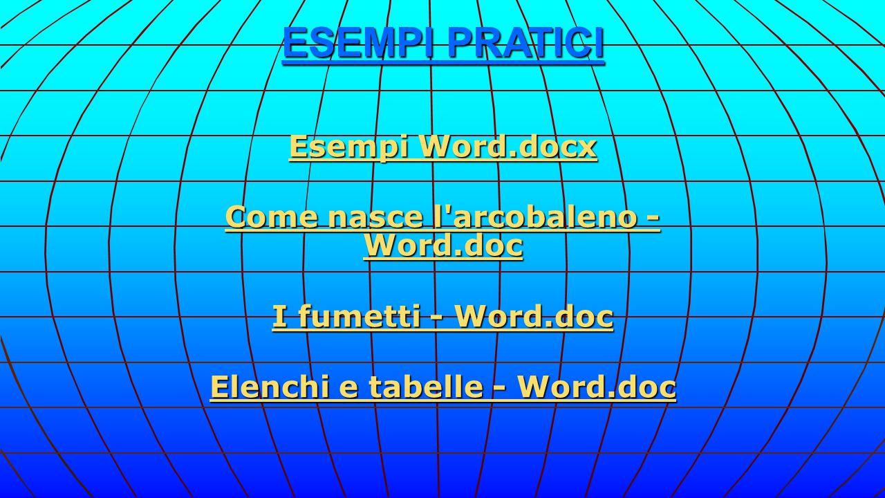 LE TABELLE Le tabelle sono schemi formati da righe e colonne che permettono di ordinare con precisione testi, elenchi, immagini.