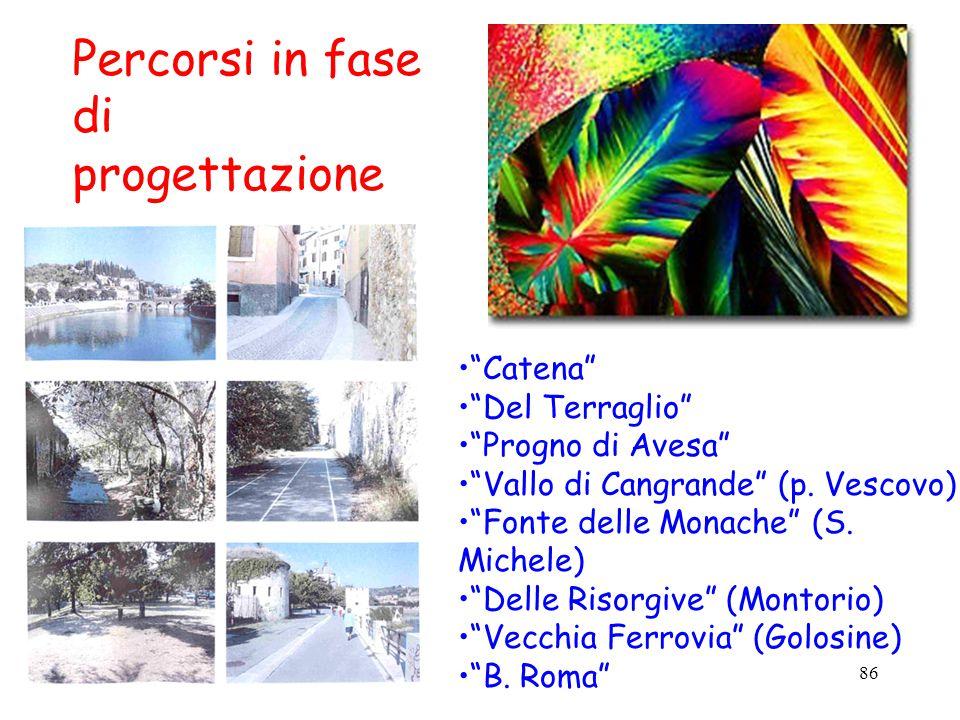 86 Catena Del Terraglio Progno di Avesa Vallo di Cangrande (p.