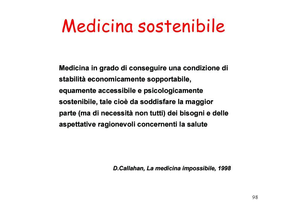 98 Medicina sostenibile