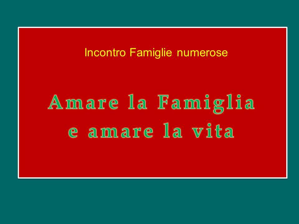 Auspico quindi, anche pensando alla bassa natalità che da tempo si registra in Italia, una maggiore attenzione della politica e degli amministratori pubblici, ad ogni livello, al fine di dare il sostegno previsto a queste famiglie.