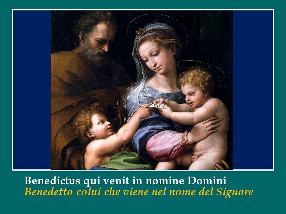 Per parte mia vi sono vicino con la preghiera, e vi pongo sotto la protezione della Santa Famiglia di Gesù, Giuseppe e Maria.