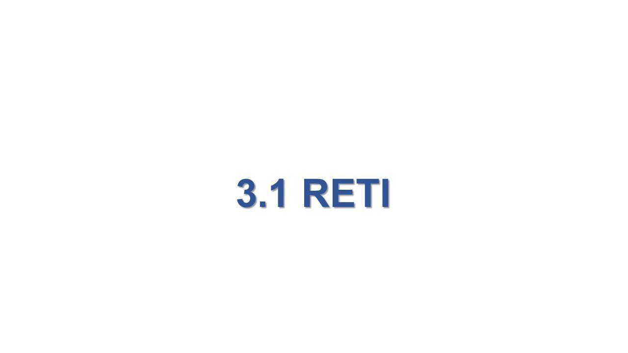 3.1 RETI 3.1 RETI