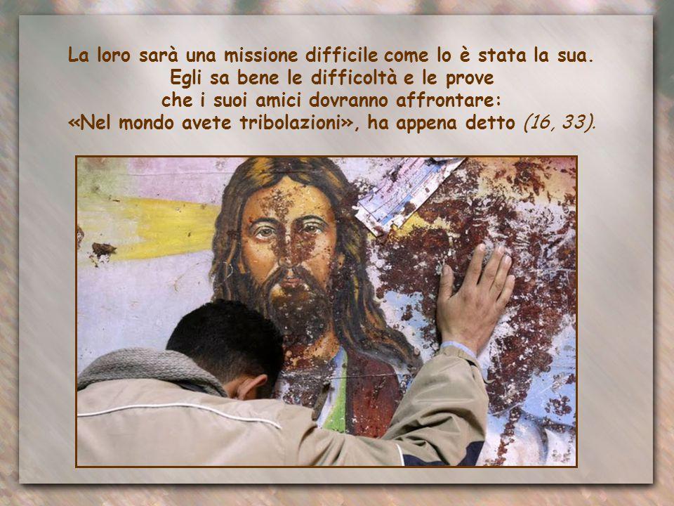 Anch'essi, come lui, saranno odiati, perseguitati, perfino messi a morte (cf. 15, 18.20; 16, 2). Mons. Oscar Arnulfo Romero, Arcivescovo di S. Salvado