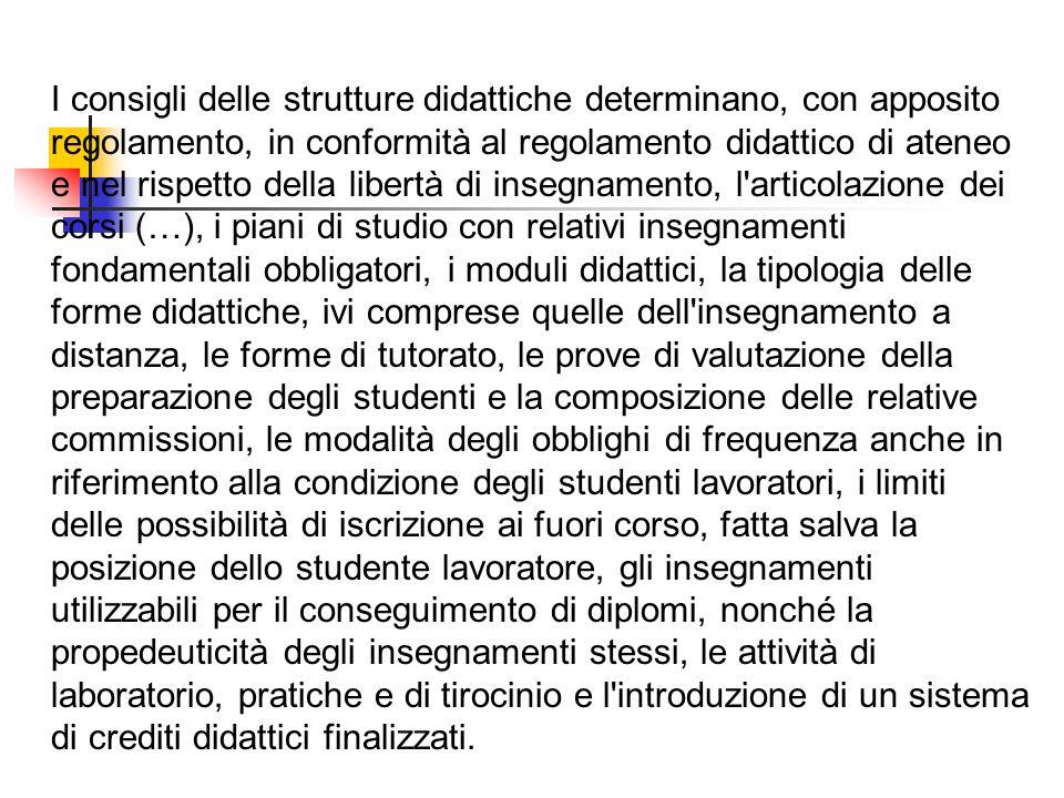 Bassanini 127/97 Art.17.