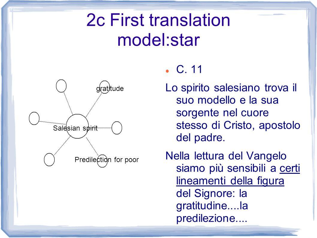 2c First translation model:star C.