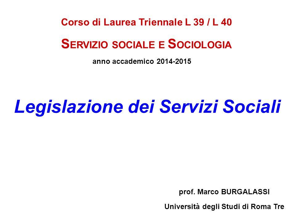 DECRETO LEGISLATIVO 112/98 Art.132.