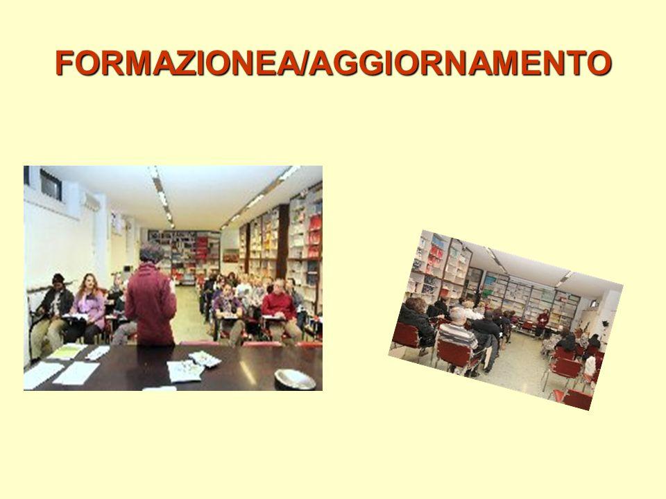 FORMAZIONEA/AGGIORNAMENTO