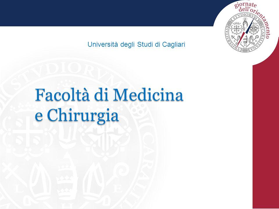 Università degli Studi di Cagliari Facoltà di Medicina e Chirurgia