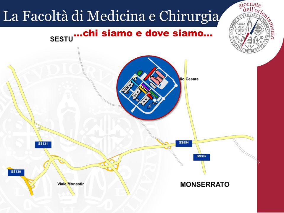 Università degli Studi di Cagliari Accedere ai corsi di studio della Facoltà di Medicina Facoltà di Medicina e Chirurgia