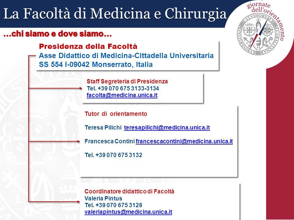In cosa consiste la prova di ammissione ai corsi di laurea in Medicina, Odontoiatria e Professioni sanitarie.