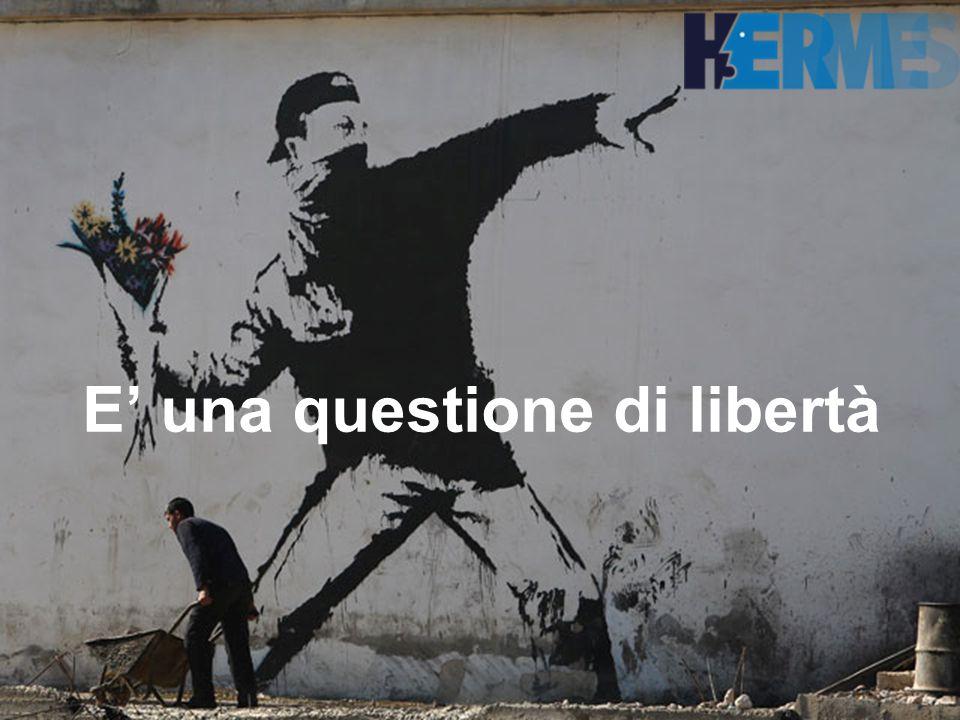 E' una questione di libertà