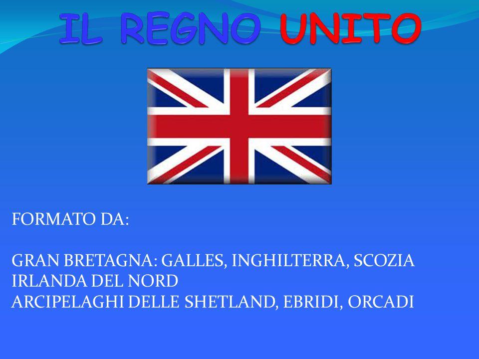 La Bandiera La Union Flag o Union Jack, è la bandiera Nazionale del Regno Unito, così chiamata perché incorpora in sé gli emblemi di tre stati, sotto un'unica monarchia.