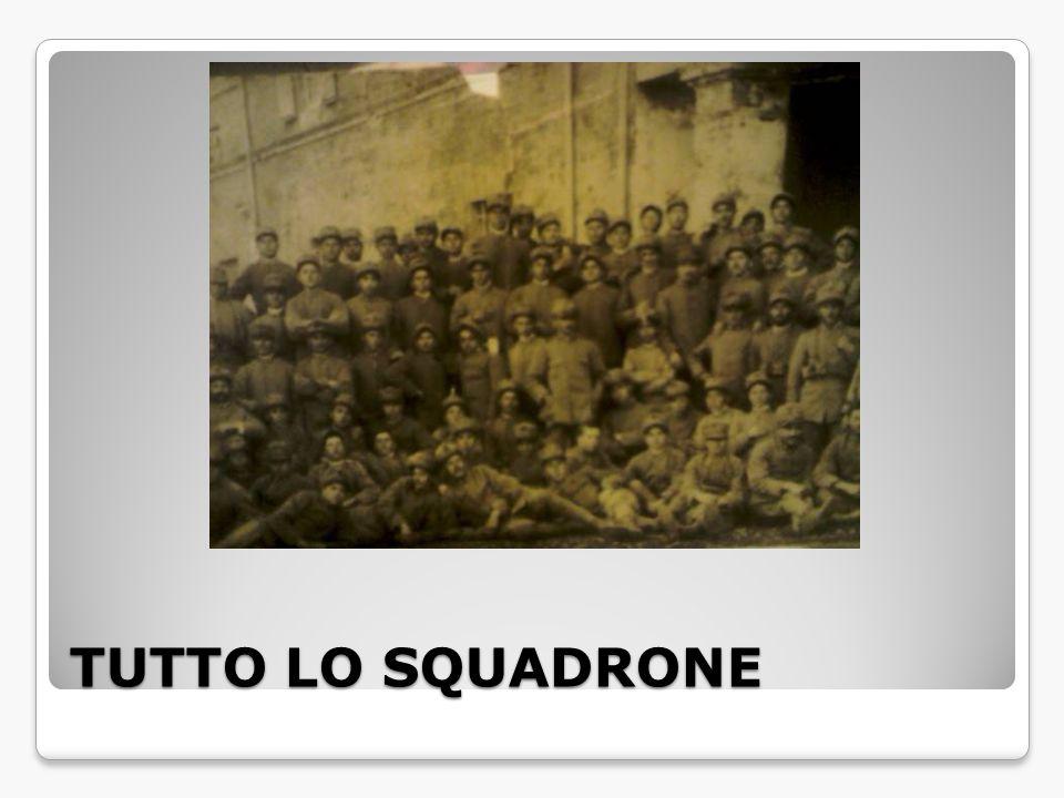 TUTTO LO SQUADRONE