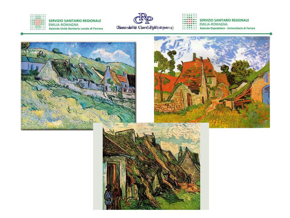 Cascinali di Van Gogh ( il prima)