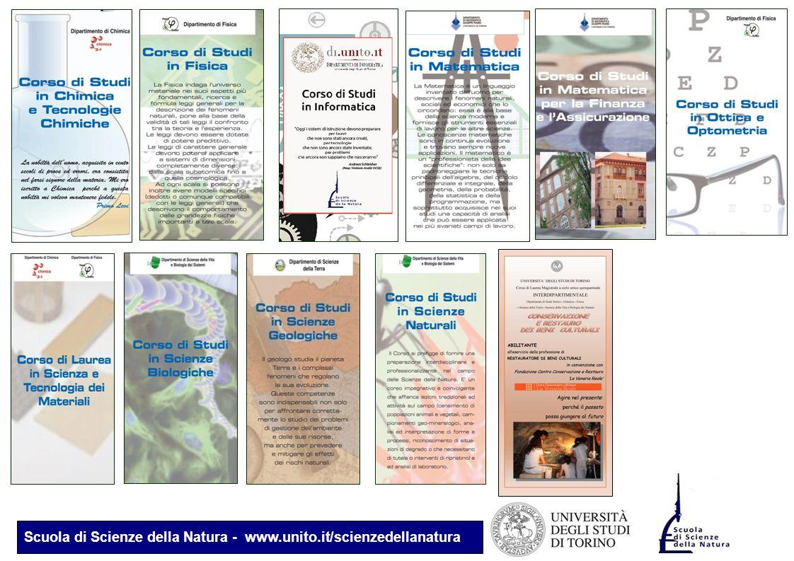 Scuola di Scienze della Natura - www.unito.it/scienzedellanatura