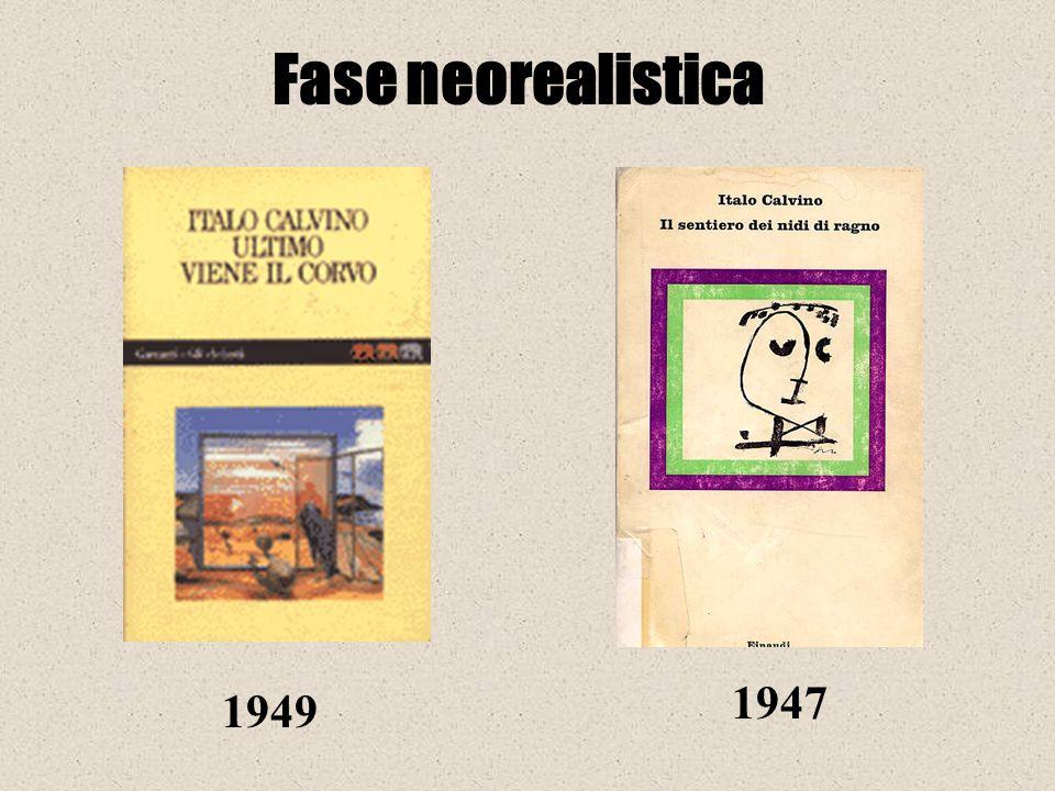 Fase neorealistica 1949 1947