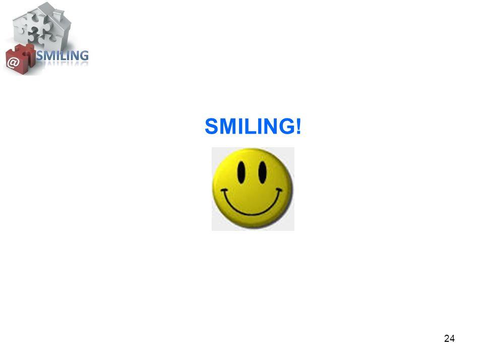 24 SMILING!