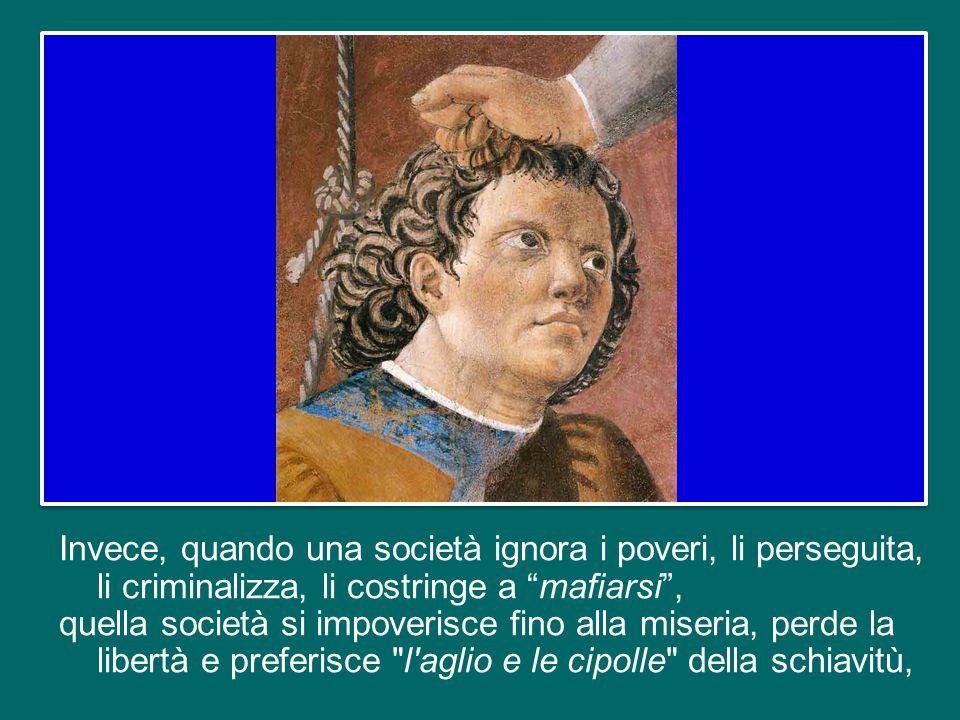 L'insegnamento di un semplice diacono romano ci può aiutare. Quando chiesero a San Lorenzo di portare e mostrare i tesori della Chiesa, portò semplice