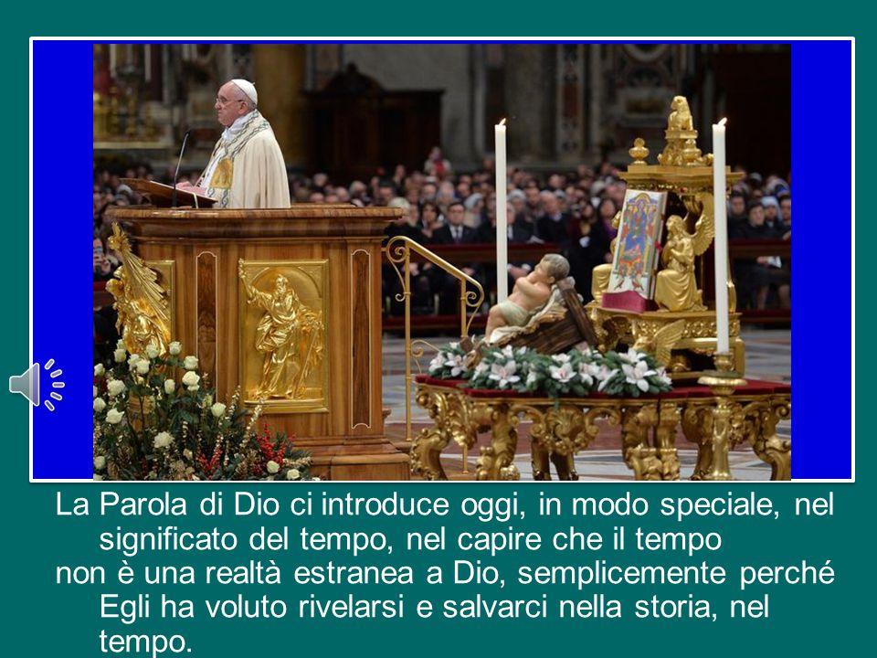 Per tale motivo, ed essendo Vescovo di Roma, vorrei soffermarmi sul nostro vivere a Roma che rappresenta un grande dono, perché significa abitare nella città eterna,