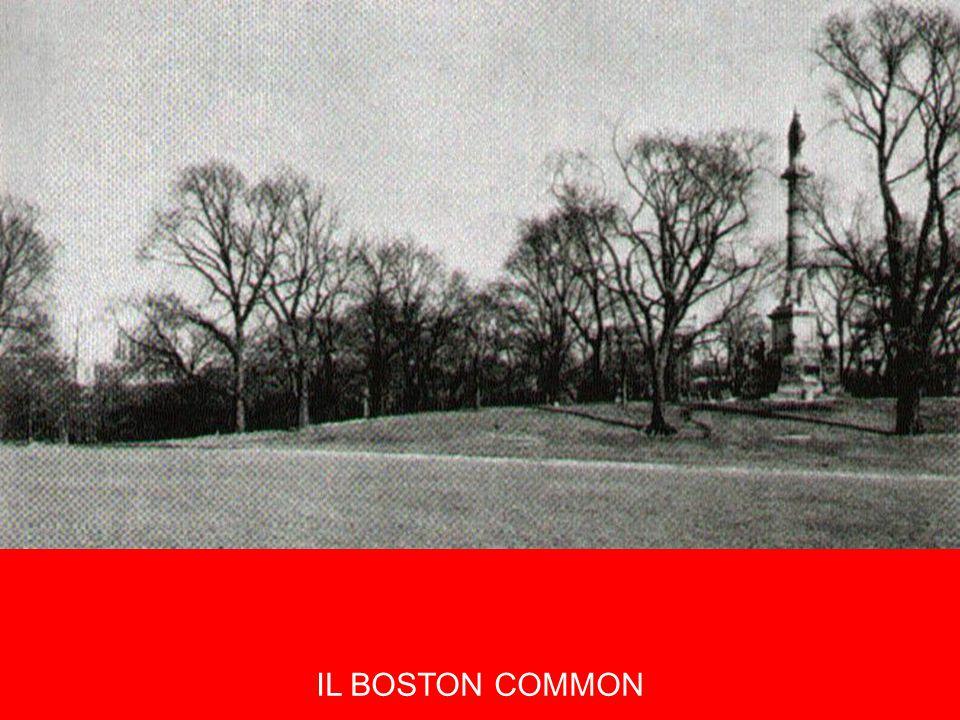 IL BOSTON COMMON