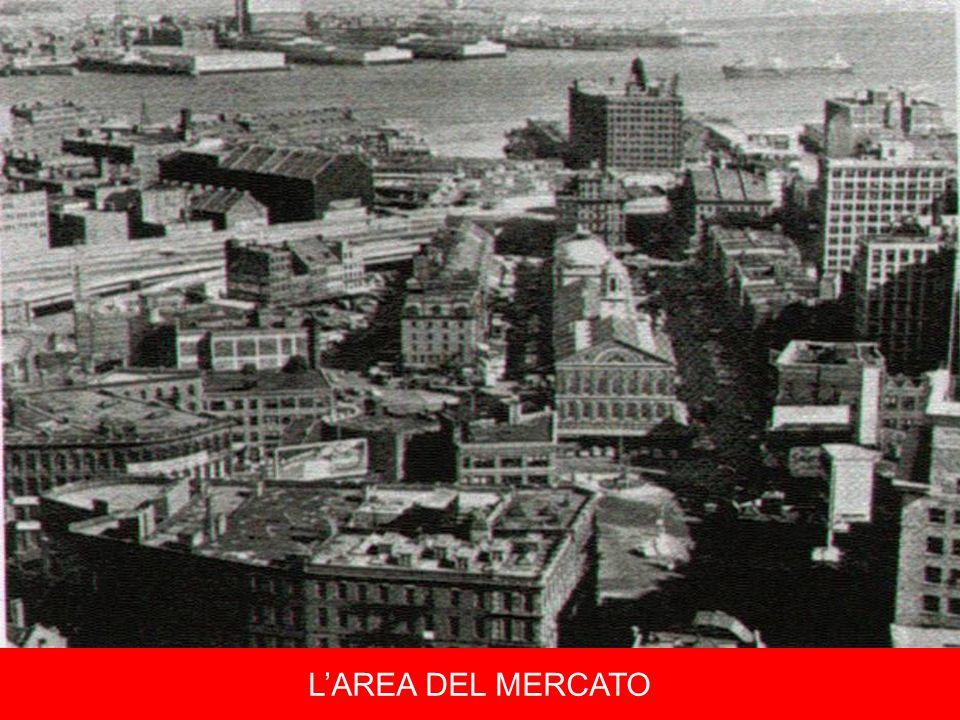 L'AREA DEL MERCATO