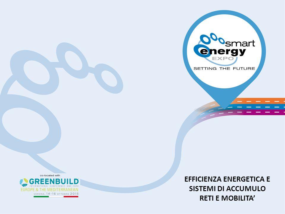 I SERVIZI OFFERTI DAI SISTEMI DI ACCUMULO NELLE RETI ENERGETICHE Nella lecture saranno affrontati i temi legati ai benefici apportati dai sistemi di accumulo alla generazione di energia termica e di energia elettrica.