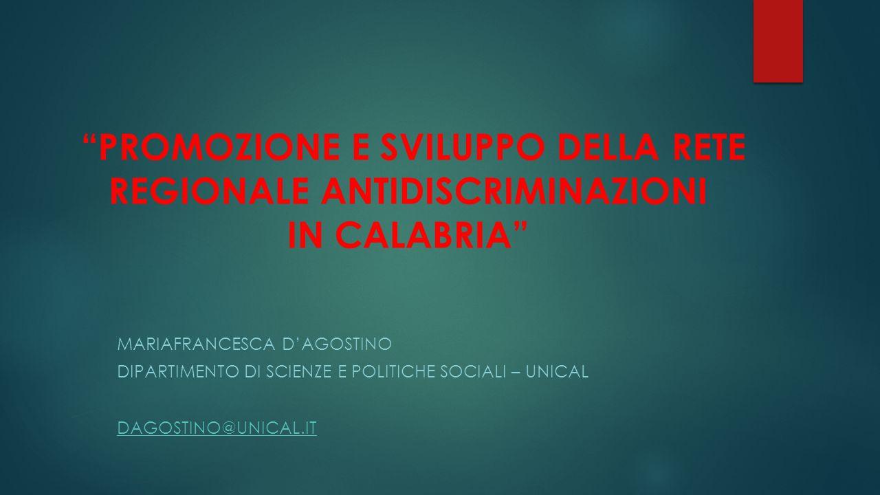 LA NORMATIVA DI RIFERIMENTO IN ITALIA  Costituzione italiana artt.