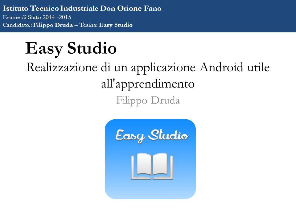 Abstract Italiano: Il progresso tecnologico riguardante la telecomunicazione ha portato un susseguirsi di innovazioni.