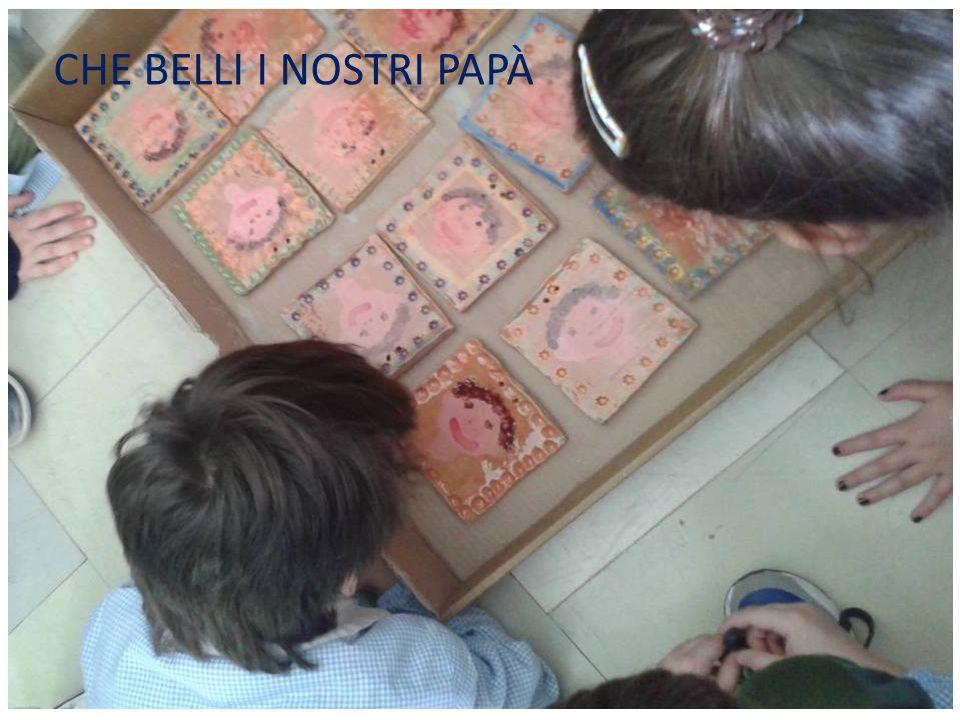 CHE BELLI I NOSTRI PAPÀ