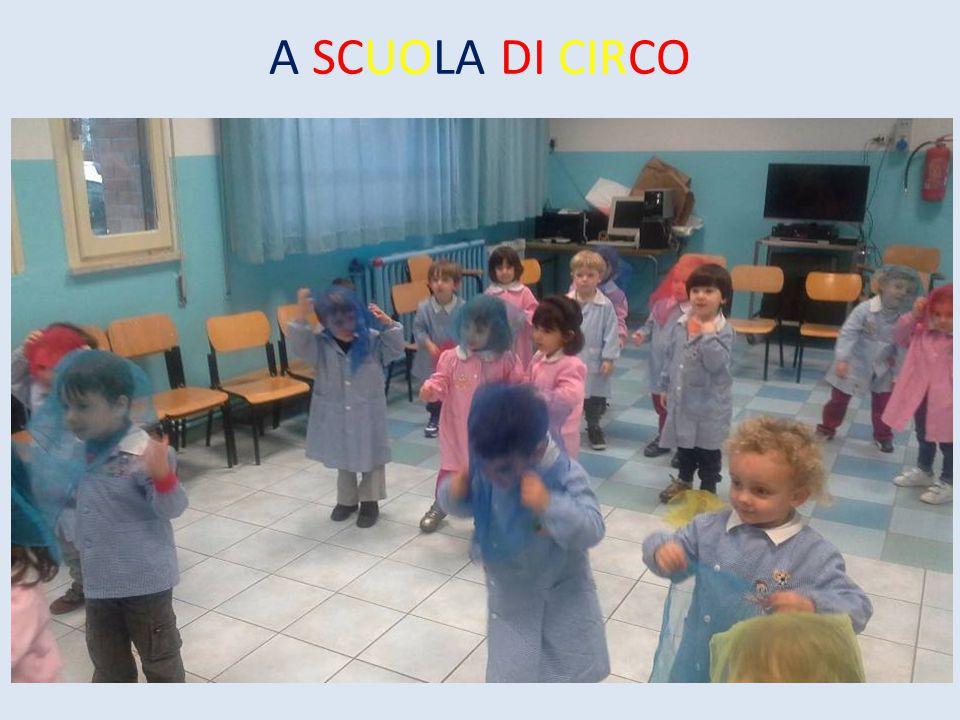 A SCUOLA DI CIRCO