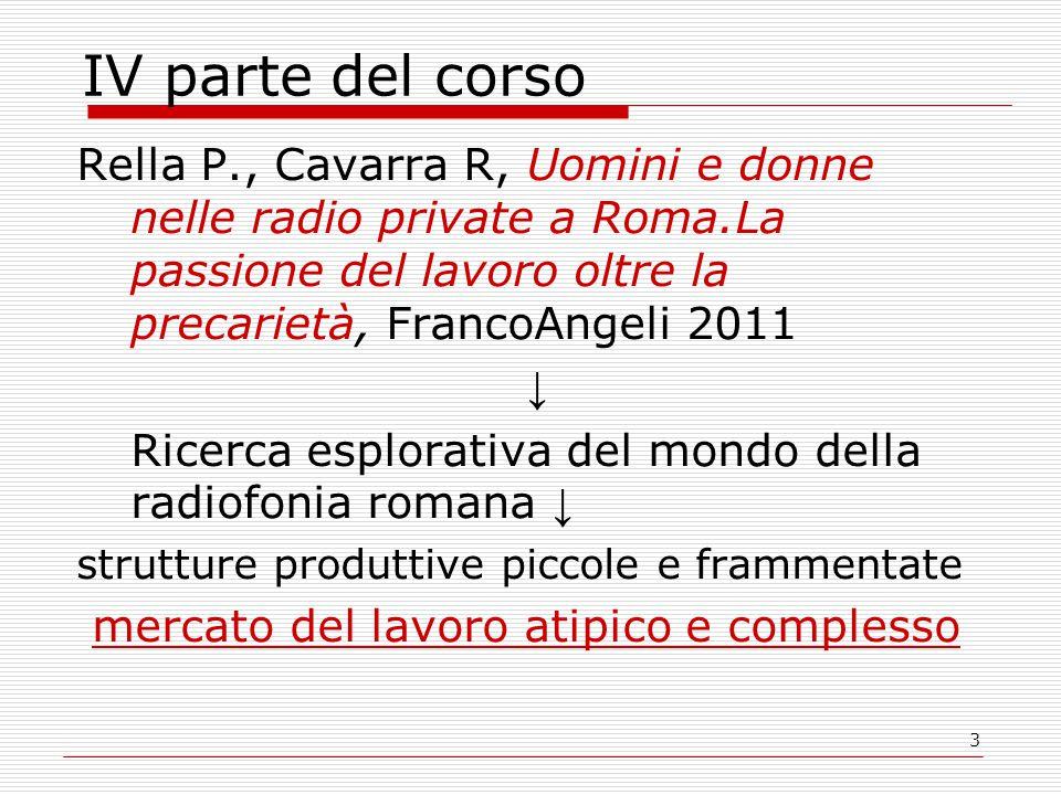 64 La struttura produttiva frammentata delle radio locali  Il panorama delle radio private nel Lazio si caratterizza per un'elevata polverizzazione.