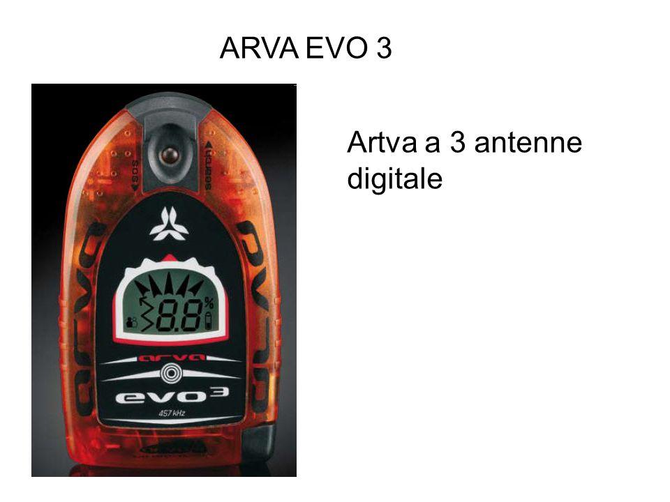 ARVA EVO 3 Artva a 3 antenne digitale