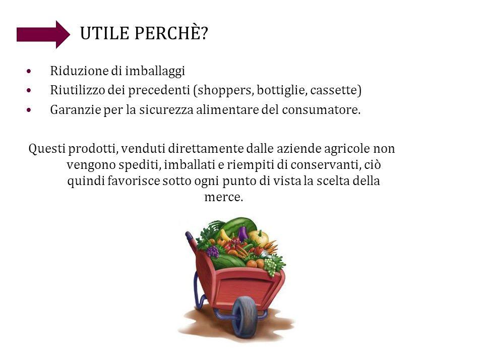 UTILE PERCHÈ.