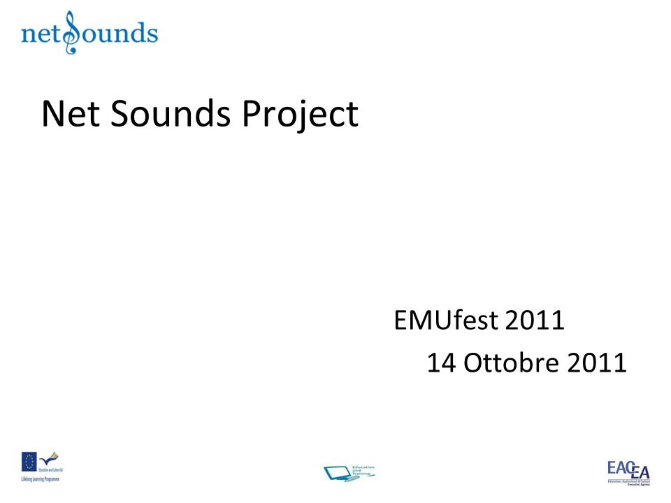 Net Sounds Project EMUfest 2011 14 Ottobre 2011