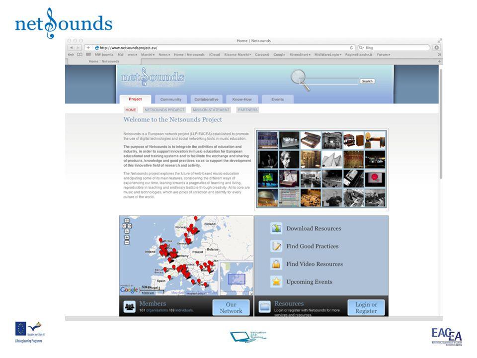 Il portale di NetSounds