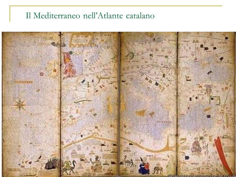 Il Mediterraneo nell'Atlante catalano