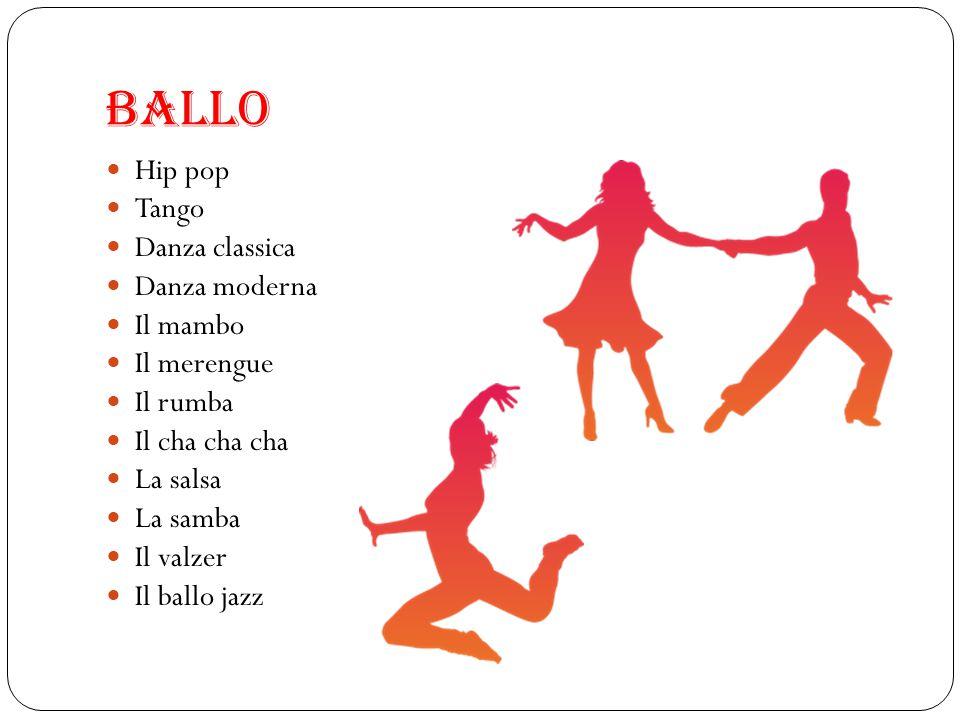 Canto Canto a cappella Canti popolari Canto corale Opera Rap Rock Pop Canti classici Lirica