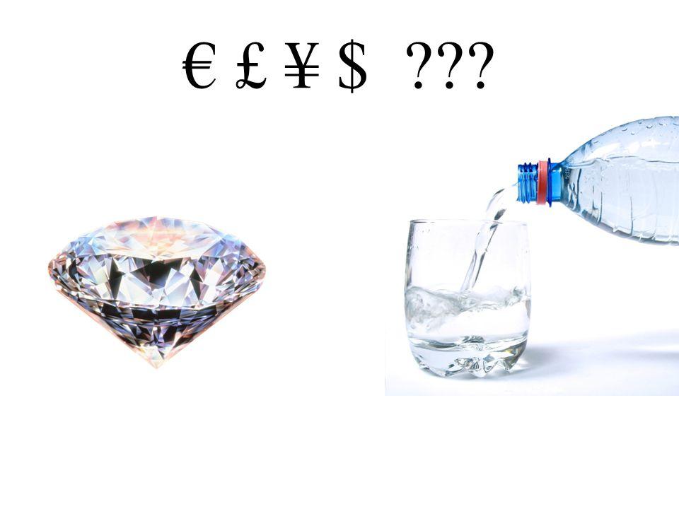 € £ ¥ $
