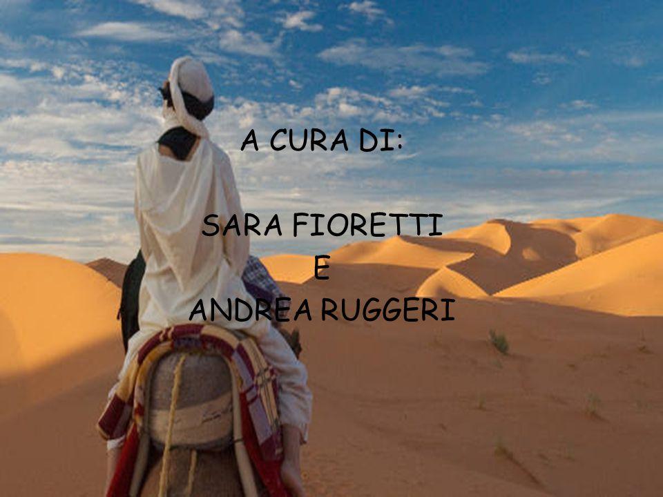 A CURA DI: SARA FIORETTI E ANDREA RUGGERI