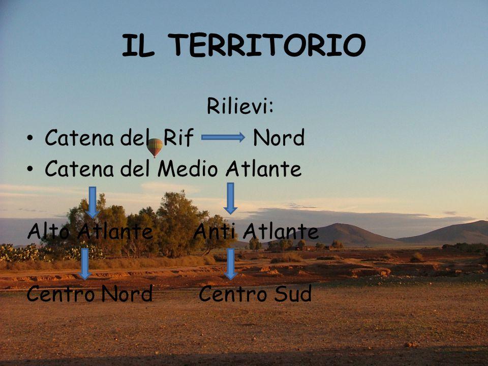 IL TERRITORIO DESERTO DEL SAHARA DESERTO PIU' GRANDE DEL MONDO PARTE MERIDIONALE DEL PAESE