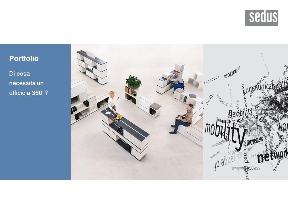 Portfolio Di cosa necessita un ufficio a 360 ° ?