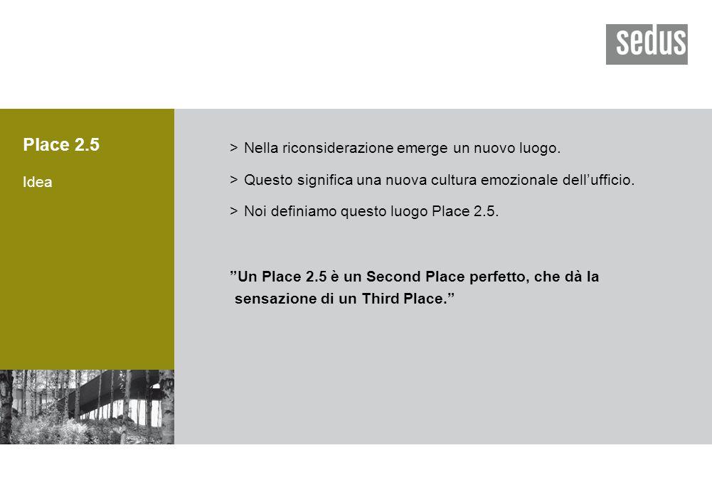 Place 2.5 Idea >Nella riconsiderazione emerge un nuovo luogo.