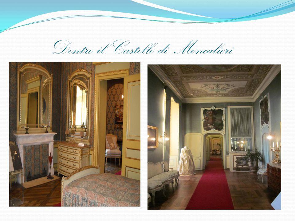 Dentro il Castello di Moncalieri