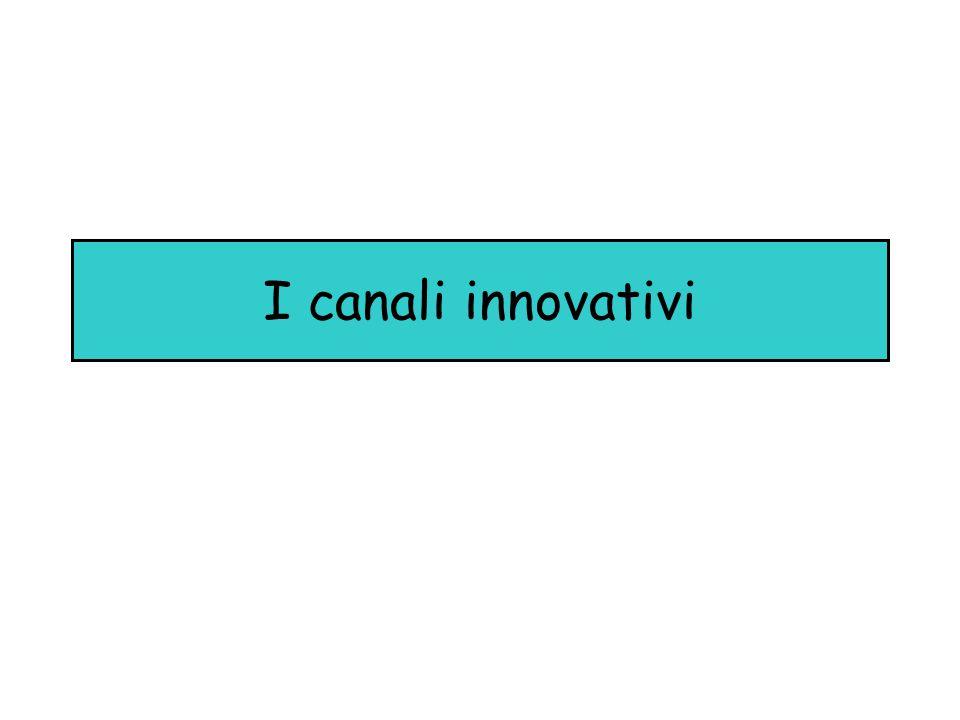 I canali innovativi