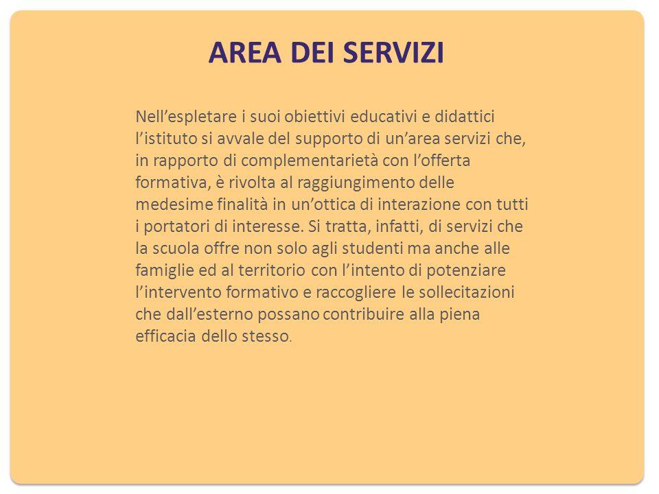 ORIENTAMENTO: - IN INGRESSO - IN ITINERE - IN USCITA SPORTELLI E CENTRI SERVIZIO: - COUNSELING - LA SCUOLAORIENTA - SPORTELLO EUROPA - C.P.