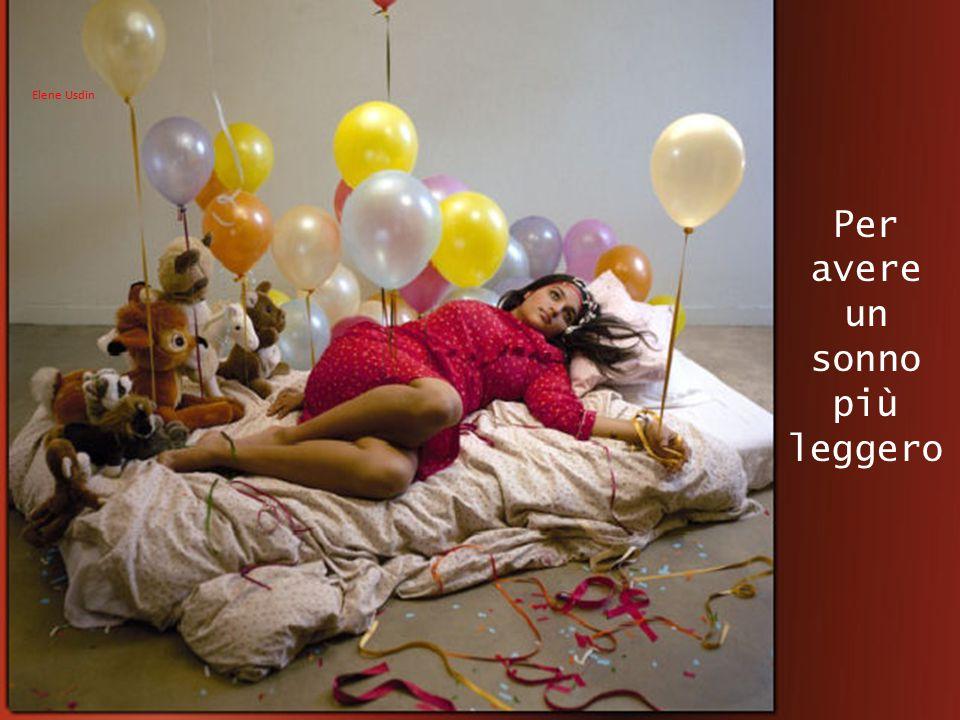 Elene Usdin Per avere un sonno più leggero
