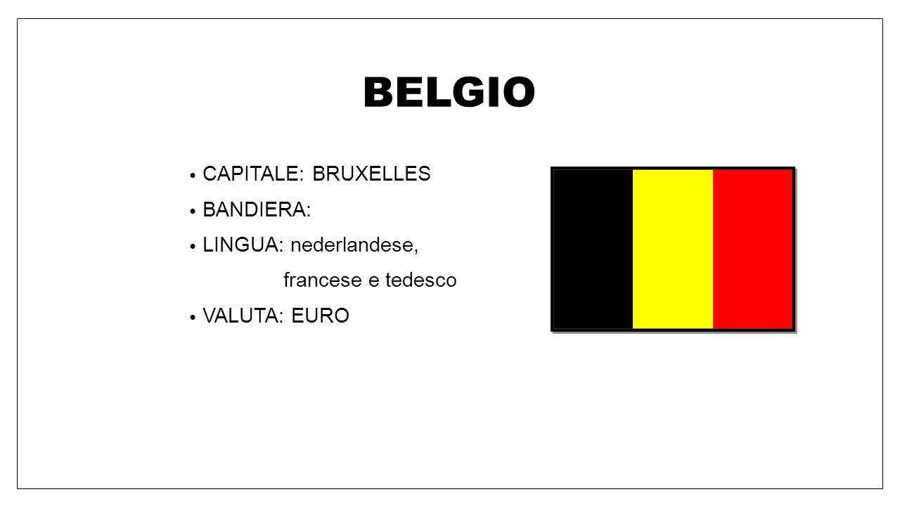 AUSTRIA CAPITALE: VIENNA BANDIERA: LINGUA: TEDESCO VALUTA: EURO