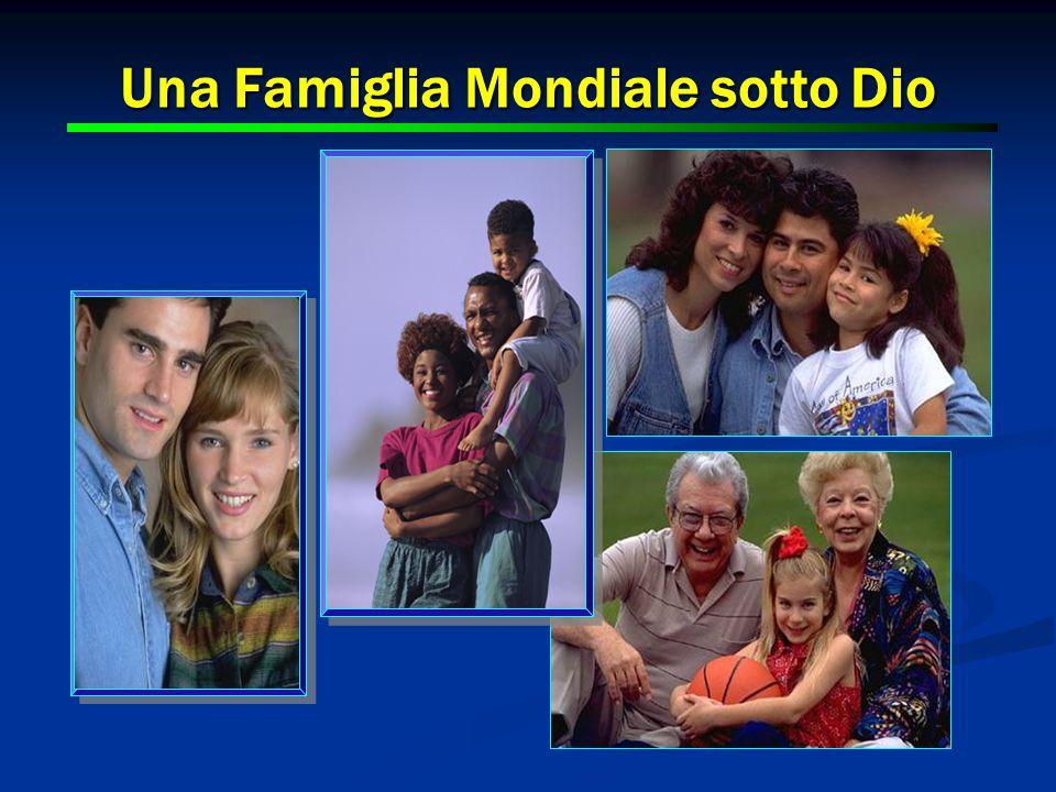 Una Famiglia Mondiale sotto Dio