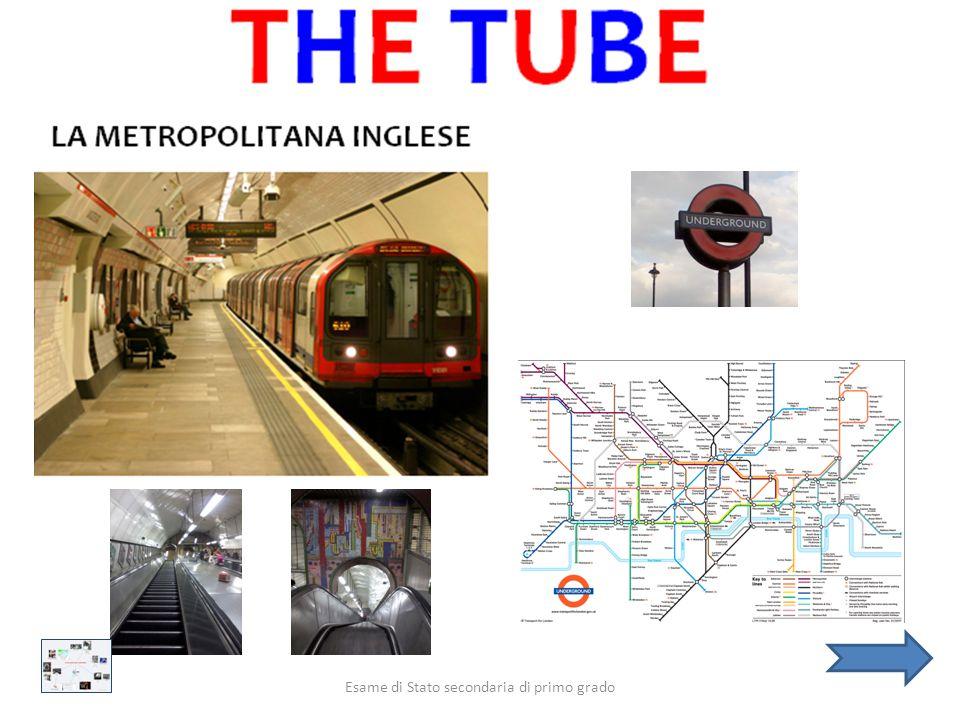 I famosi simboli rossi di Londra Esame di Stato secondaria di primo grado bus telephone box mailbox