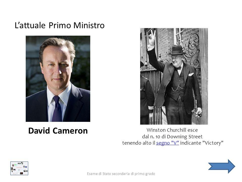 Residenza ufficiale del Primo Ministro del Regno Unito